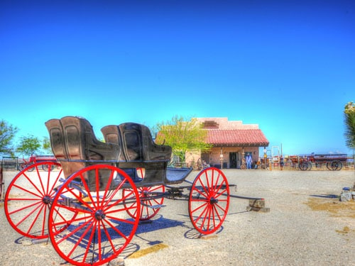 The Ranch Antique Wagon Collection
